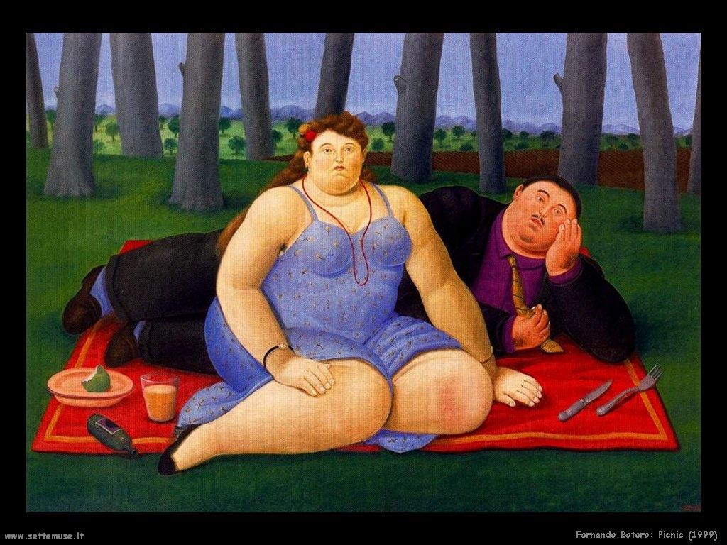 fernando_botero_142_picnic_1999